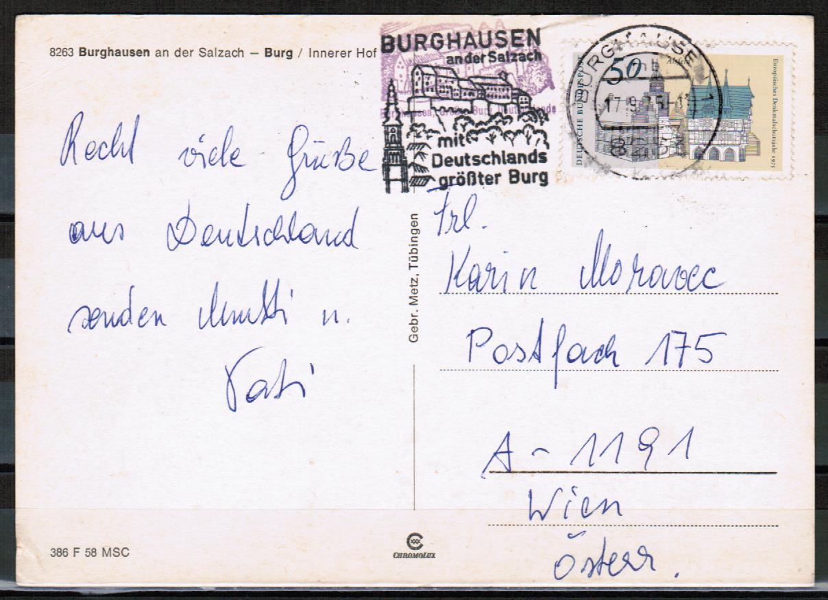 Paket österreich Deutschland Dauer