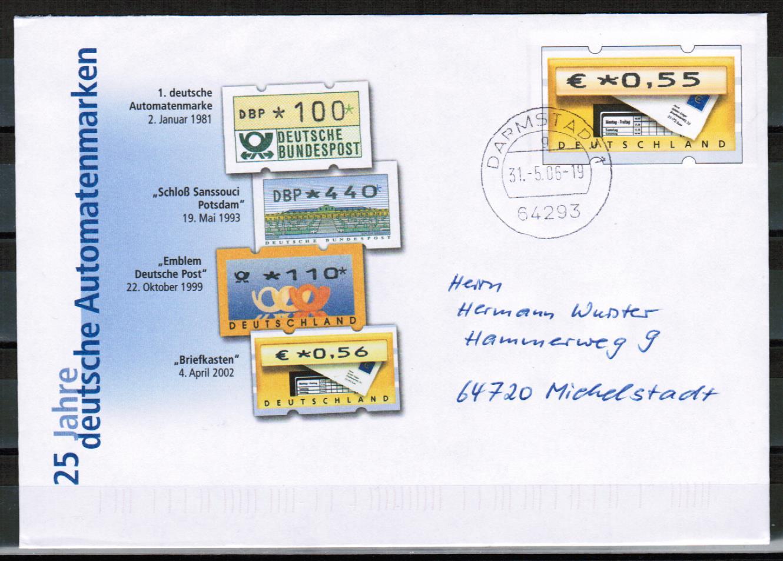 Briefe Mit Buntem Umschlag Porto : Briefe philatelie bund berlin ddr