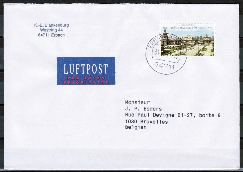 Briefe Philatelie Bund Berlin Ddr